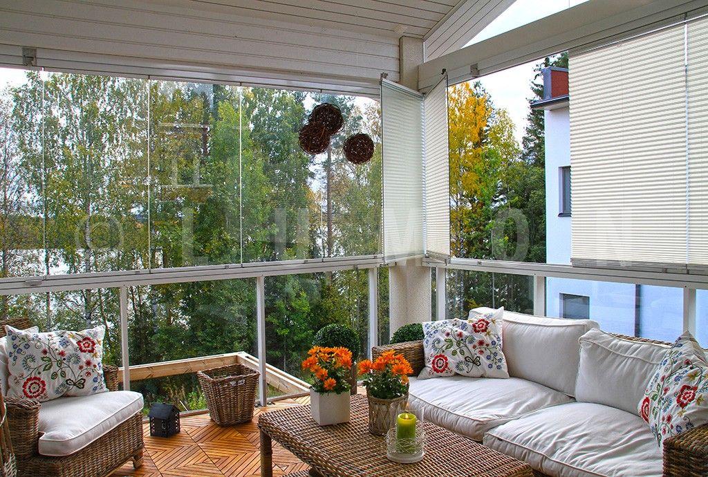 Berühmt Balkonverglasungen in Wien - Glaserei Trotberger #ER_96